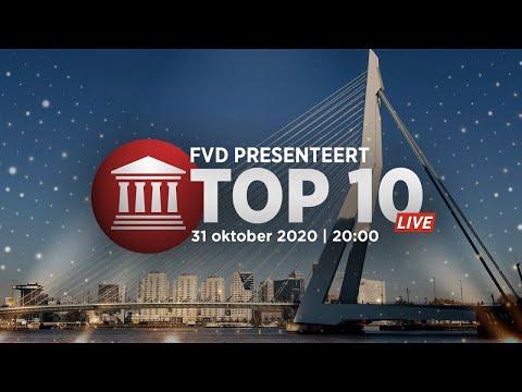 FVD presenteert: De Top 10 in Ahoy Rotterdam!