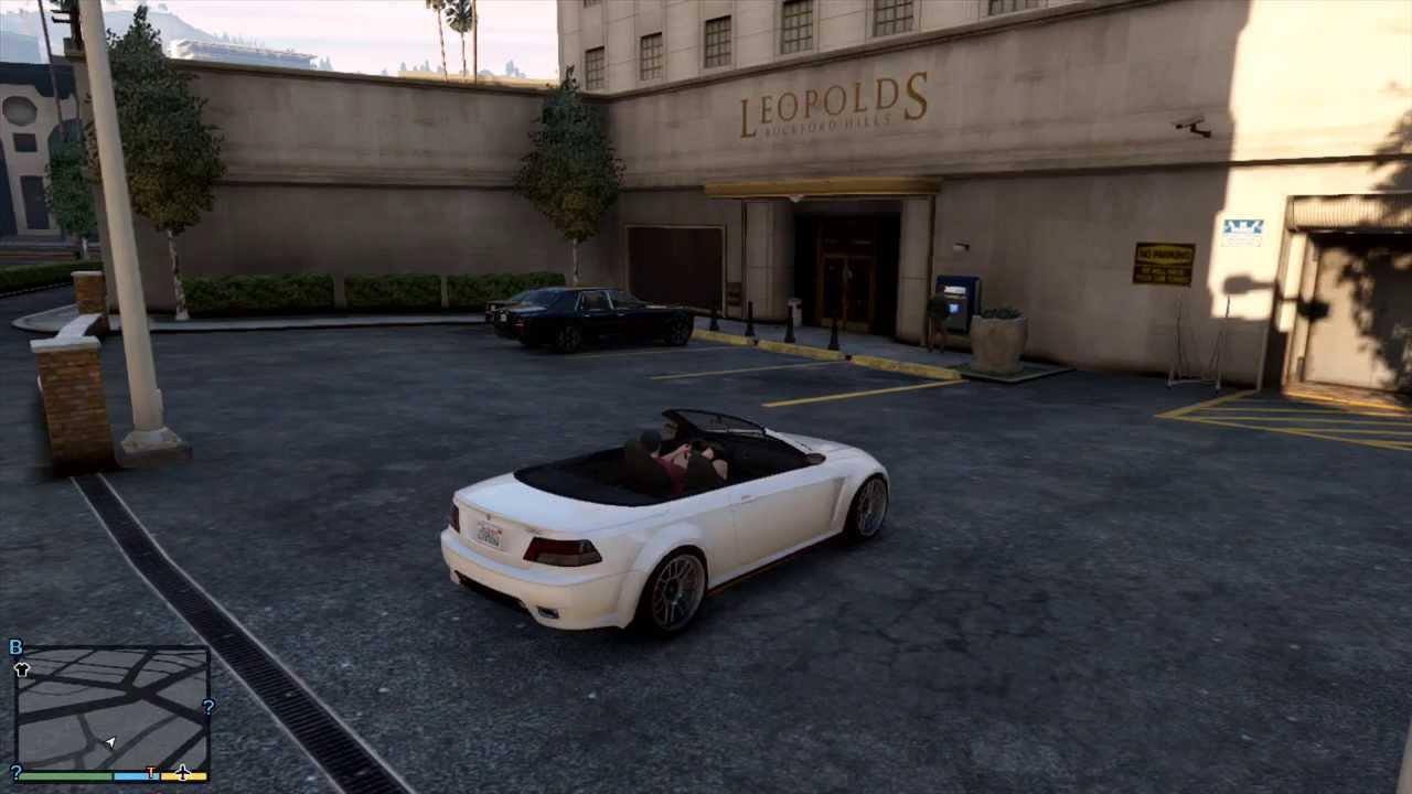 GTA5 Enus Super Diamond Spawn Location - YouTube