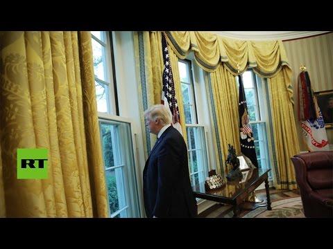"""Trump advierte de un """"gran, gran conflicto"""" con Corea del Norte"""
