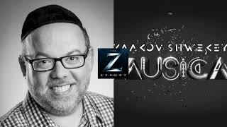 "Yaakov Shwekey ""MUSICA"" Z Report Interview With Yossi Zweig 6-6-18"