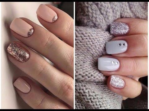 Дизайн ногтей осени