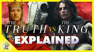 """NETFLIX's """"The King"""" vs The True Story of King Henry V 
