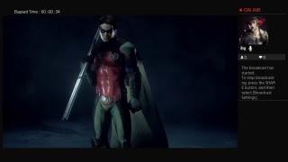 Batman Arkham Knight Robin Showcase