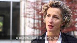 """Stella Bruzzi: """"Los retos del documental"""". ICS, Universidad de Navarra"""