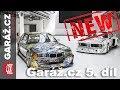 GARÁ?.cz 01x05: BMW Art Cars, Ford Escort RS Cosworth, Mazda MX-5 vs. Subaru BRZ, Driving Experience