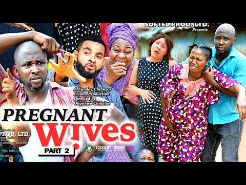 """New Movie """"PREGNANT WIVES PART 2"""" - 2019 Latest Nigerian Nollywood Movie Full HD"""