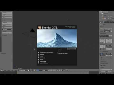 Reduce .STL or .OBJ File Size Using Blender