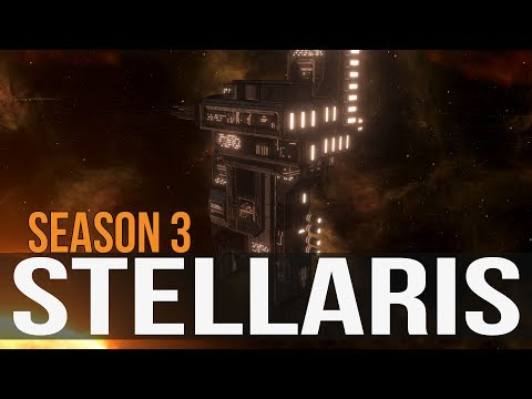Stellaris Season 3 - #5 - Star fighter Recruitment