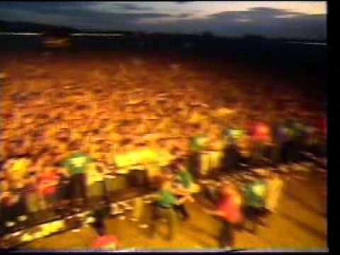 Blur - Advert (Glastonbury 94)