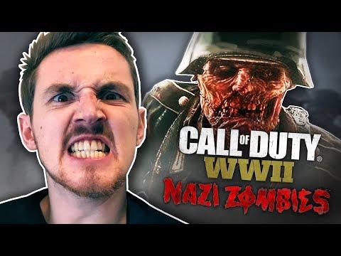 World War II Zombies: 'THE DARKEST SHORE' First Live Attempt!