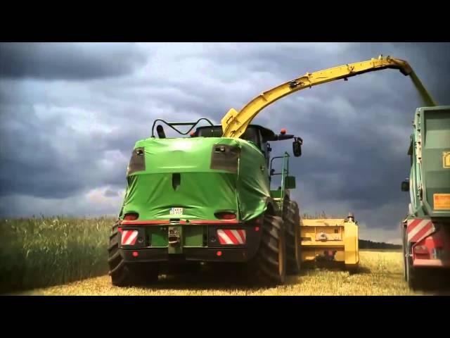 Нова серія 8000 John Deere - Історія створення. Епізод 8