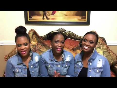 """Anointed """"Not the I but the You in me"""" by Shaze Sistaz."""