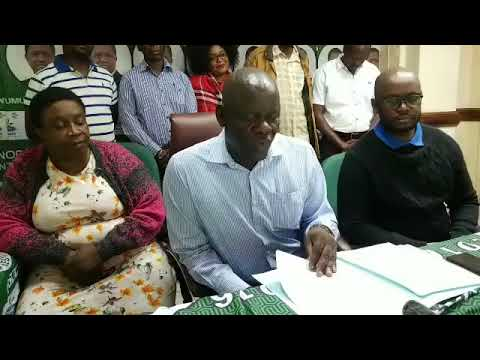 PF Media Briefing After Defeat In Roan Constituency