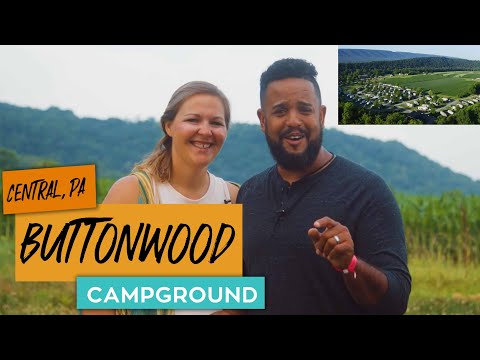 BEST CAMPGROUND IN CENTRAL PA / BUTTONWOOD