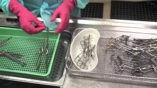 Life of a surgical instrument tray