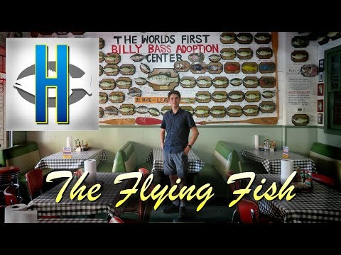 The Honmeister ON LOCATION:  The Flying Fish Restaurant