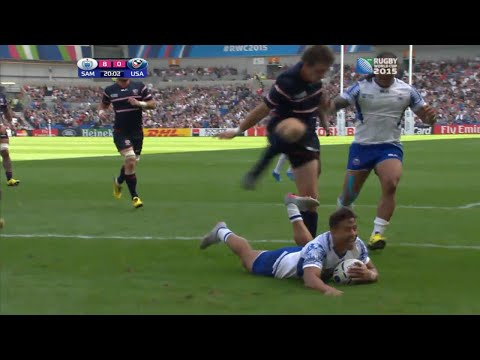 Samoa beats USA in Rugby World Cup – Universal Sports