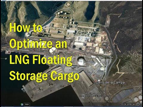 LNG Reload & Re-Export Case Study