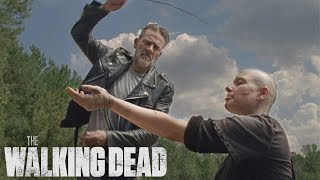 The Walking Dead: The Opening Minutes of Season 10, Episode 11