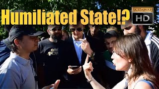 Humiliated state!? Mansur Vs American Christian | Old is Gold | Speakers Corner | Hyde Park