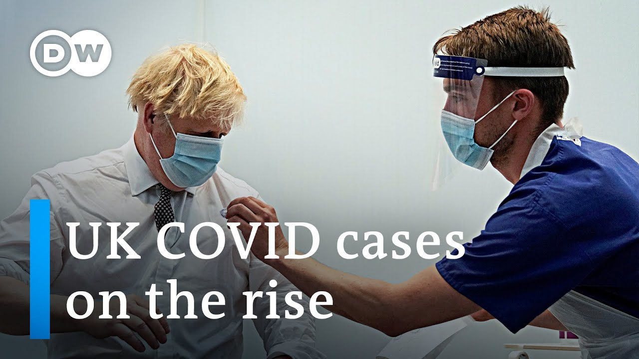 Download Delta variant: Is the UK facing a fourth wave of coronavirus infections? | DW News