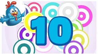 Count to 10: Mary Anne | Lottie Dottie Chicken UK | Nursery Rhymes For Kids