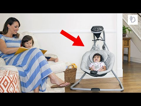 Top 5 Best Baby Swings In 2020