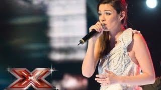 Tamara Milanovic (Skyfall - Adele) - X Factor Adria - LIVE 7