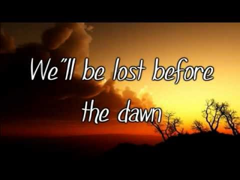 Evanescence Before The Dawn lyrics HD
