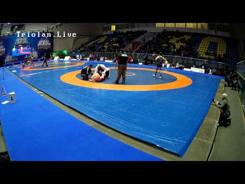 Triolan.Live - World Wrestling Clubs Cup 2016 (30-11-2016) - II