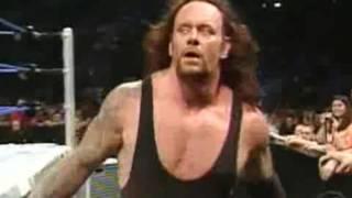JBL vs. Undertaker (WWE Smackdown 6/16/2005)