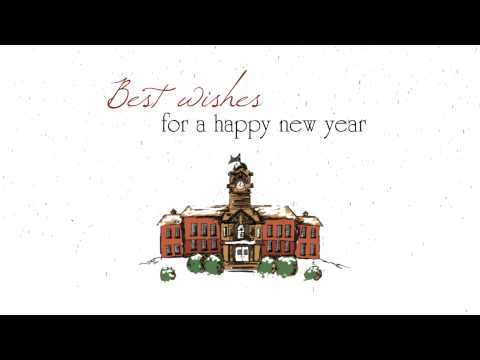 Best Wishes from Camosun College 2013