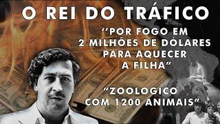 Pablo Escobar: O rei do tráfico - BASEADO EM FATOS REAIS