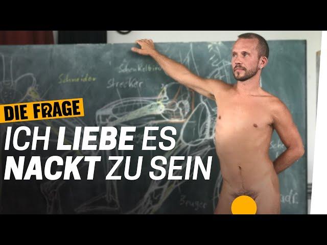 Aktmodell: Mein Job ist es, nackt zu sein | Wie nackt dürfen wir uns zeigen? Folge 1