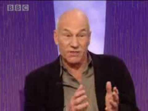 Patrick Stewart Interview Parkinson BBC