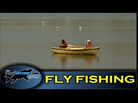 How To Catch Reservoir Trout - The Totally Awesome Fishing Show