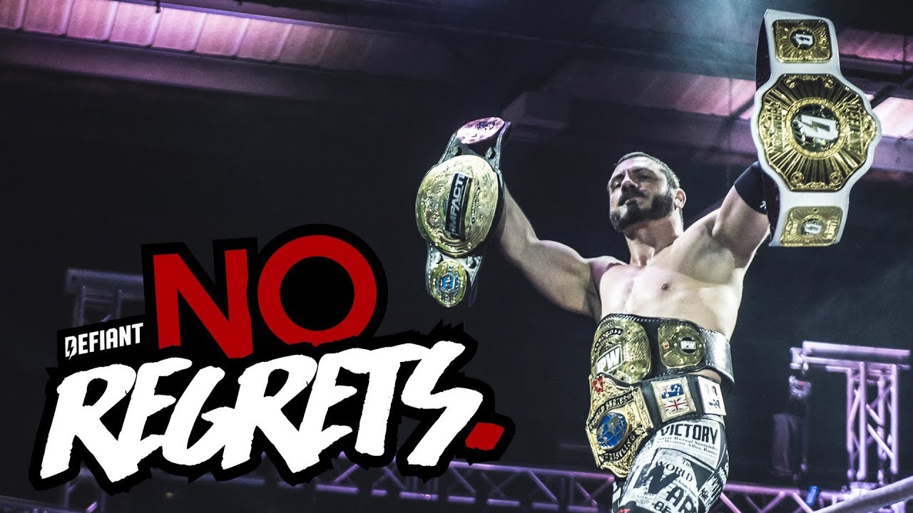 Austin Aries Defends His Defiant Championship This ...