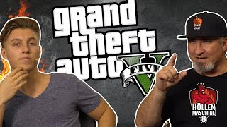 ⭐️⭐️⭐️⭐️BATTLE in GTA5 mit iCrimax - Höllenmaschine 8 | #Gaming-PC