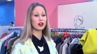 Открытие  магазина Fashion time market. Сделано в России. Выпуск 1