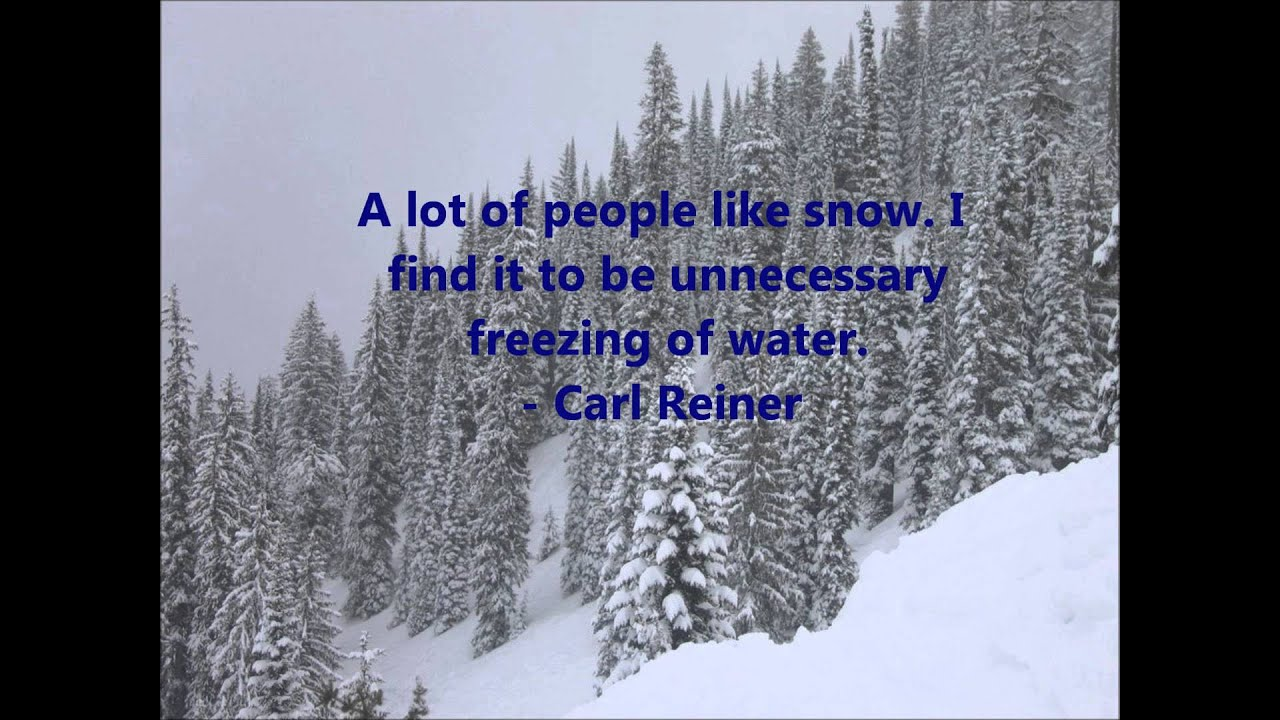 Quotes Winter Winter Quotes  Youtube