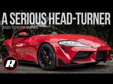 2020 Toyota Supra Review: A good sports car, period.