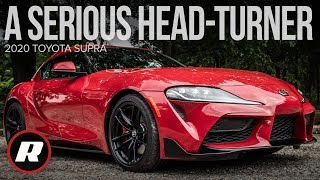 2020 Toyota Supra Review: A good sports car, period.