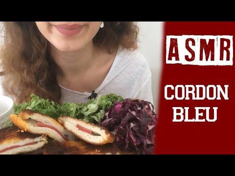 türkçe asmr cordon bleu yiyorum turkish asmr yemek sesleri