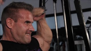 How to Build Big Arms | Training with 4x Mr. Olympia Jay Cutler and Pro Bodybuilder Marc Lobliner