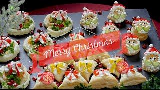 Christmas Surprise. Looks Tasty Christmas Table