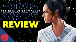 Star Wars Episode 9 The Rise of Skywalker [Spoiler Review]