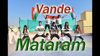 Vande Mataram- ABCD 2 dance cover by mani verma