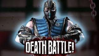 SUB-ZERO SLIDES INTO DEATH BATTLE! thumbnail