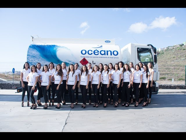 reportaje OCÉANO COMBUSTIBLES - Miss Norte 2017