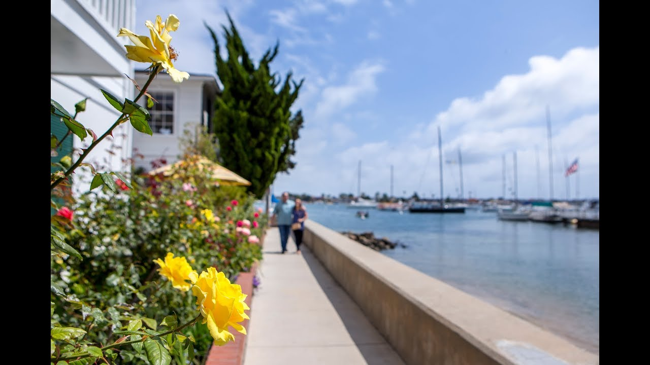 Balboa Island Newport Beach Journeys